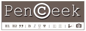 Penceek Mobile Logo